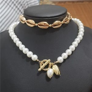 Jewelry - NEW Shell Layered Necklace